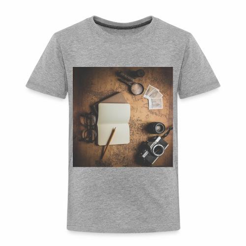 Traveller - Toddler Premium T-Shirt