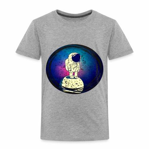 Space man - Toddler Premium T-Shirt