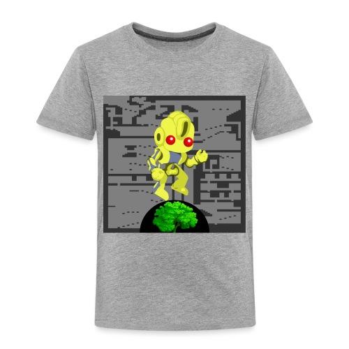 Hollow Earth Mug - Toddler Premium T-Shirt