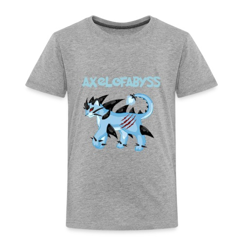 axelofabyss pocket monster - Toddler Premium T-Shirt