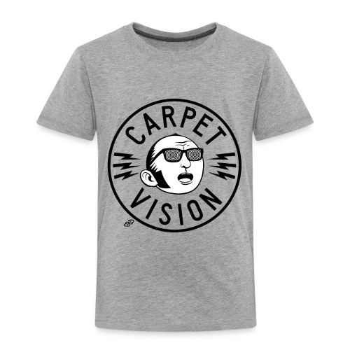 Carpet Vision final png - Toddler Premium T-Shirt