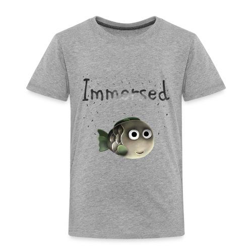 Cute Little Fishy - Toddler Premium T-Shirt