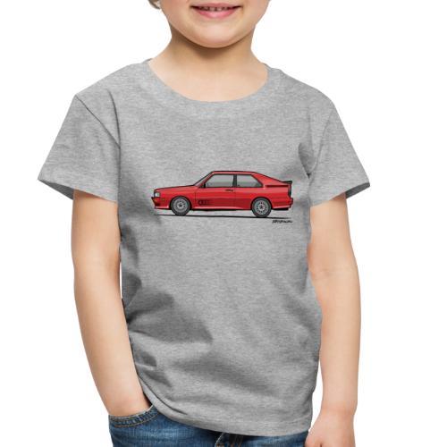 four rings b2 red quattro - Toddler Premium T-Shirt