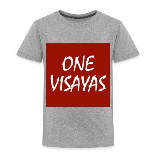 ONEVisayas Logo - Toddler Premium T-Shirt