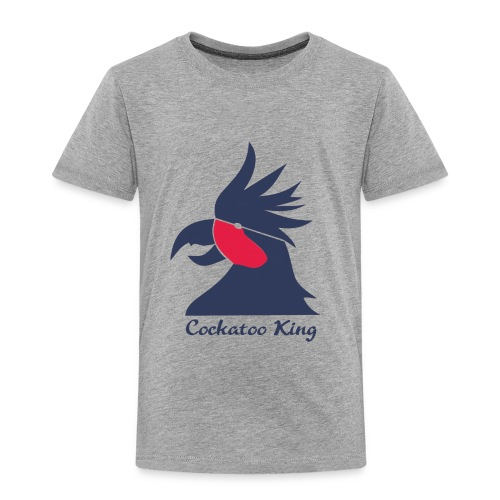Cockatoo Logo - Toddler Premium T-Shirt