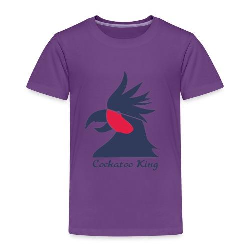 Cockatoo Logo - Toddler Premium T-Shirt