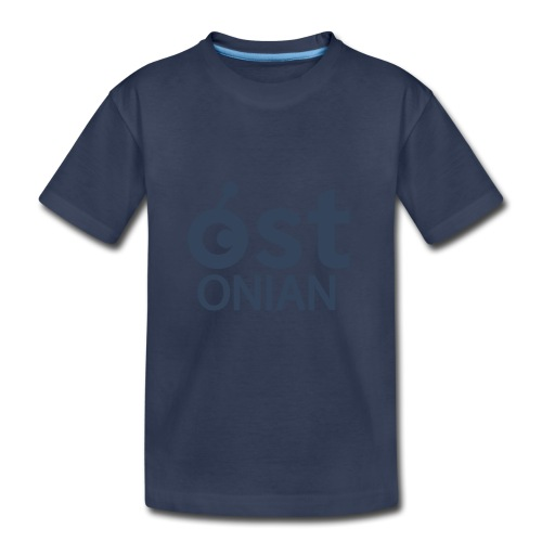 OSTonian by Glen Hendriks - Toddler Premium T-Shirt