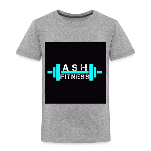 ASH FITNESS ACCESSORIES - Toddler Premium T-Shirt
