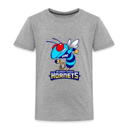 Hornets FINAL - Toddler Premium T-Shirt