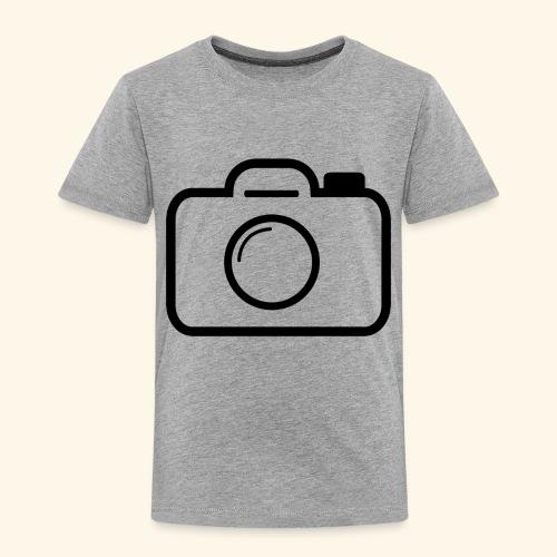 Camera - Toddler Premium T-Shirt