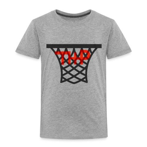 Hoop logo - Toddler Premium T-Shirt