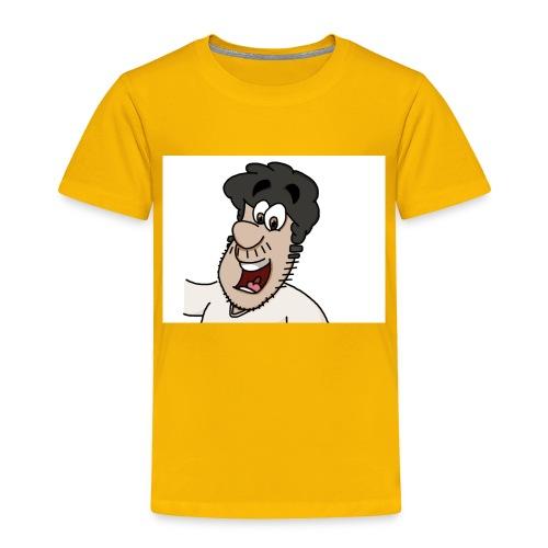 crunchy mumkey - Toddler Premium T-Shirt