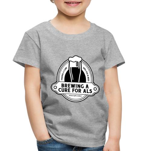 Brewing A Cure Logo Merchandise - Toddler Premium T-Shirt