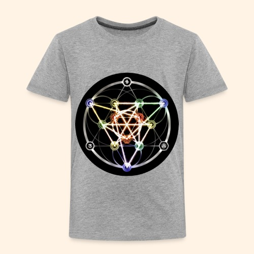 Classic Alchemical Cycle - Toddler Premium T-Shirt