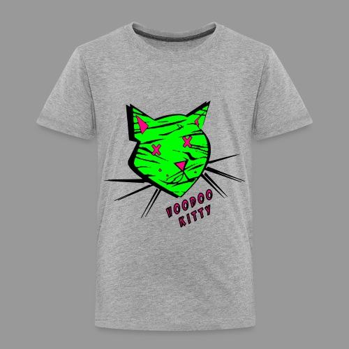 Voodoo Kitty - Toddler Premium T-Shirt