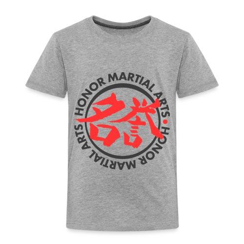 Honor Martial Arts - Toddler Premium T-Shirt