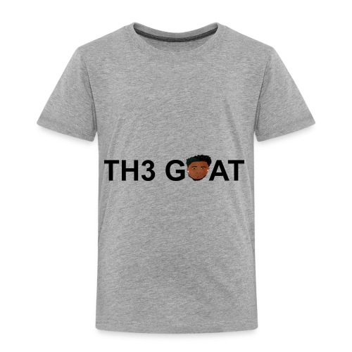 The goat cartoon - Toddler Premium T-Shirt