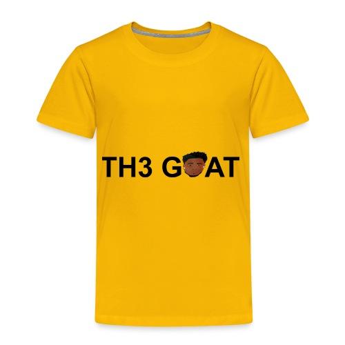 The goat cartoon - Toddler Premium T-Shirt
