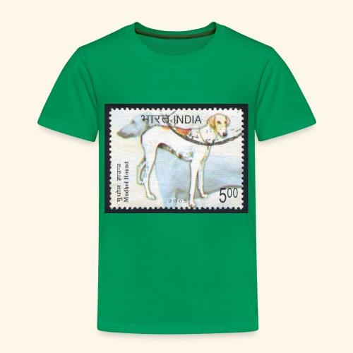 India - Mudhol Hound - Toddler Premium T-Shirt