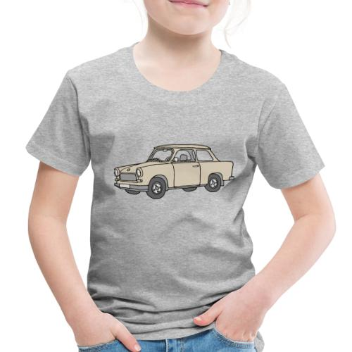 Trabant (papyrus car) - Toddler Premium T-Shirt