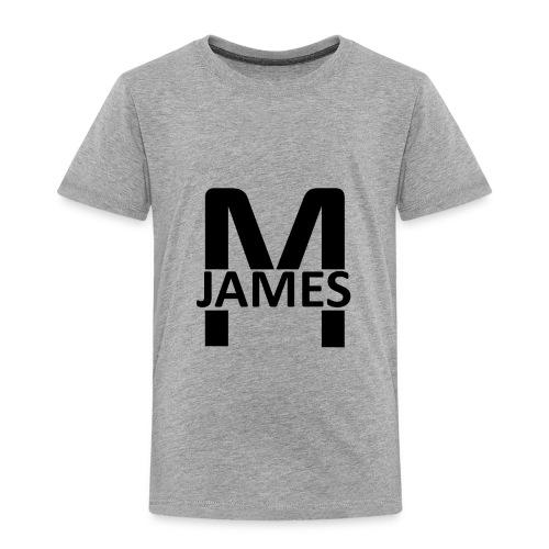 James - Toddler Premium T-Shirt