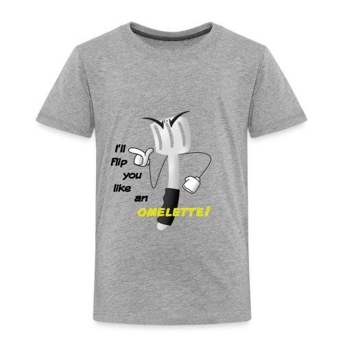 Omelette - Toddler Premium T-Shirt