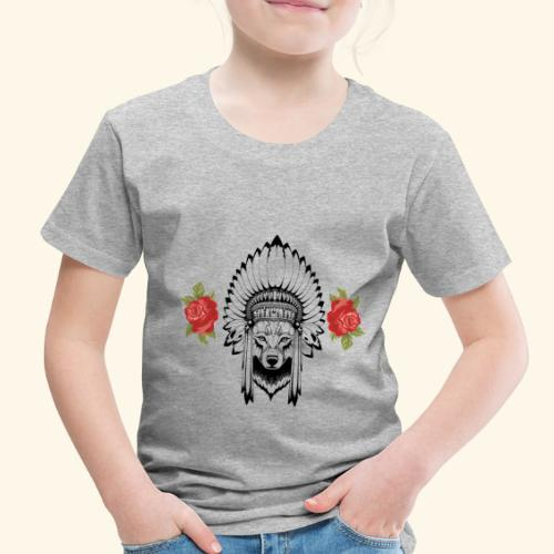 WOLF KING - Toddler Premium T-Shirt