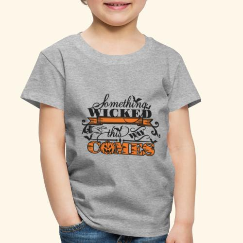 HALLOWEEN TEE - Toddler Premium T-Shirt