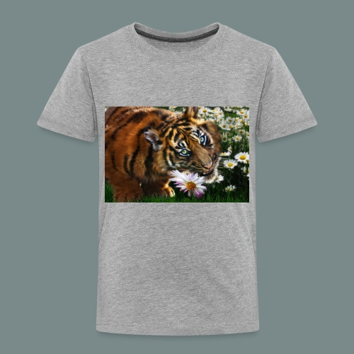Tiger flo - Toddler Premium T-Shirt