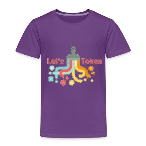 Let's Token by Glen Hendriks - Toddler Premium T-Shirt