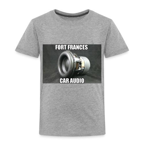 Fort Frances Car Audio - Toddler Premium T-Shirt