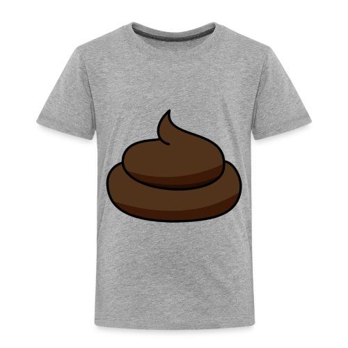 Poop T-Shirt - Toddler Premium T-Shirt