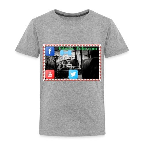 gym199 1 - Toddler Premium T-Shirt