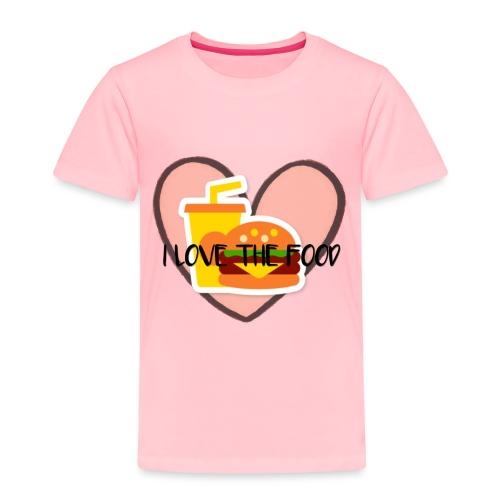 Food - Toddler Premium T-Shirt