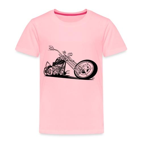 Custom American Chopper Motorcycle - Toddler Premium T-Shirt