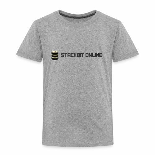 stackbit online - Toddler Premium T-Shirt