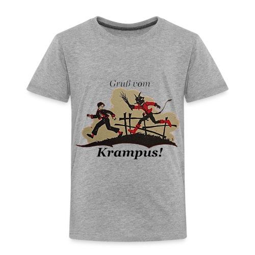 Gruss vom Krampus! - Toddler Premium T-Shirt
