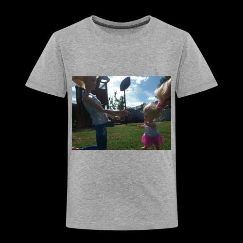 Babies sunny day - Toddler Premium T-Shirt