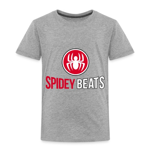 Spidey Beats - Toddler Premium T-Shirt