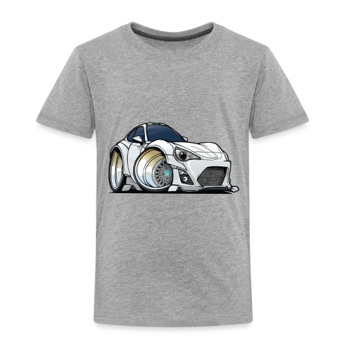 Toyota 86 - Toddler Premium T-Shirt