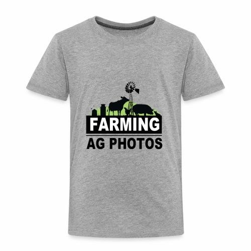 Farming Ag Photos - Toddler Premium T-Shirt