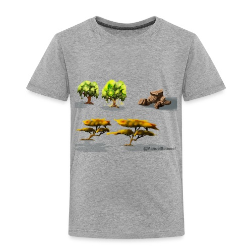 Naturelle - Toddler Premium T-Shirt