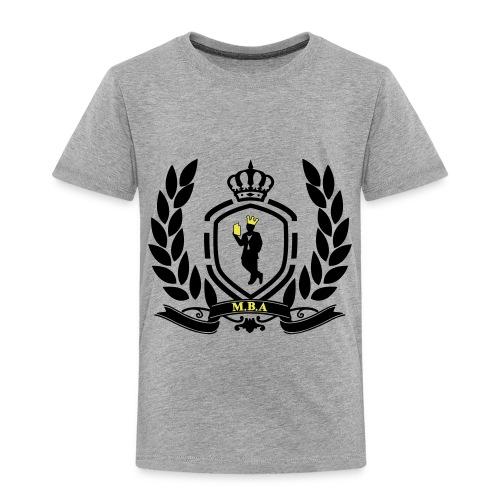 Conscious King (Crest) - Toddler Premium T-Shirt