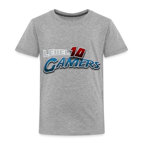 Level10Gamers Logo - Toddler Premium T-Shirt