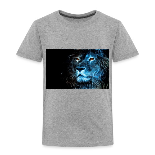 Lion Art - Toddler Premium T-Shirt