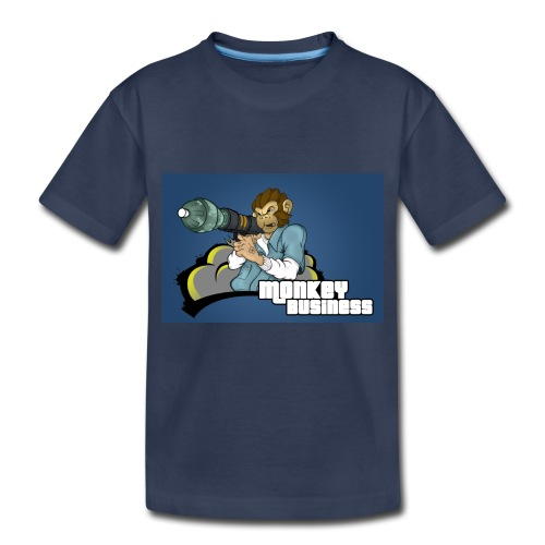 MonkeyBuisness - Toddler Premium T-Shirt