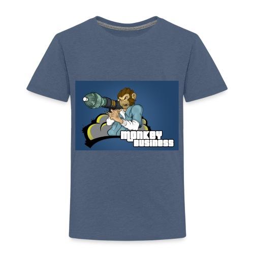 MonkeyBuisness - Toddler Premium T-Shirt