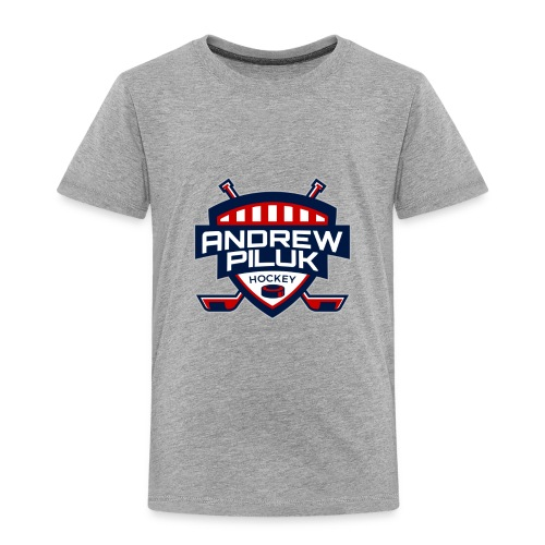 Andrew Piluk Hockey - Toddler Premium T-Shirt