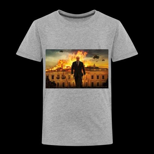 putin destroys white house - Toddler Premium T-Shirt