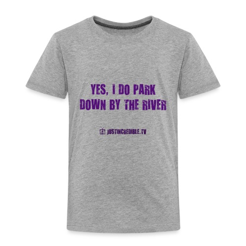 Down by the river - Toddler Premium T-Shirt
